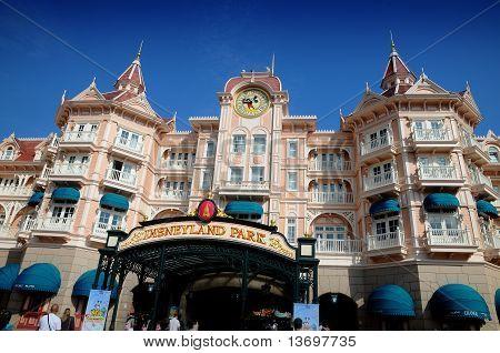 Disneyland Paris - Fairy Town
