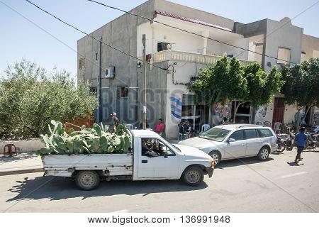 Street In Jilmah