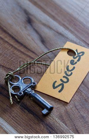 Secret Key For A Successful Life