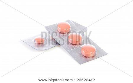 Pastillas de la malaria