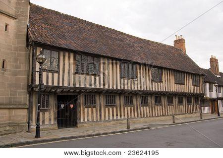 Medieval School, Stratford Upon Avon
