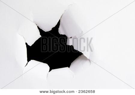 Hole Tear