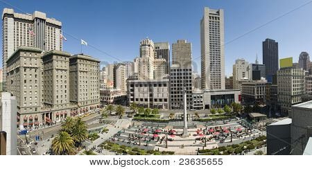 Union Square San Francisco a shop-aholic dream