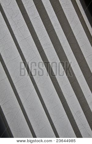 Vertical Blind Detail