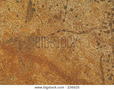 Rusted Metal Panel