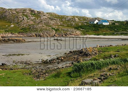 Iona Isle , Scotland