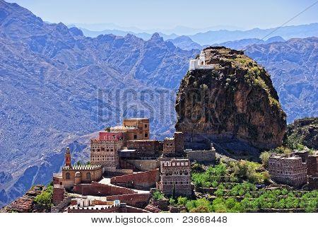 Mountain Yemen, Eastern Haraz, Al-hutaib