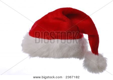 Santa Clause Hat Isolated
