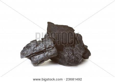 Carbón de madera