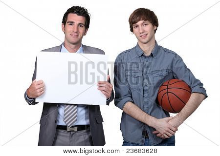 Basketball player and coach