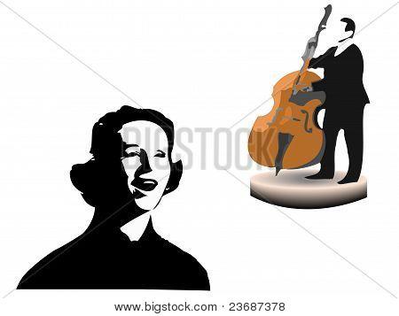 Singer jazz