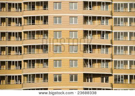 New Building Windows