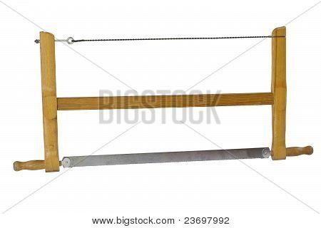 Serra de madeira
