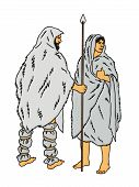 picture of babylon  - Man and woman - JPG