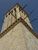 Wind Tower, Yazd, Iran
