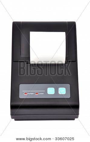 Printer For Fiscal Cash Register