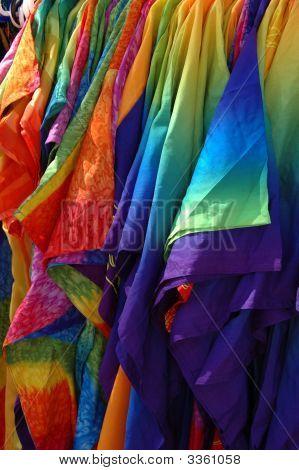 Rainbow Silk