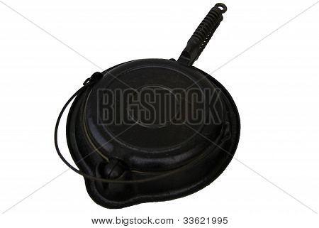 Stovetop Waffle Iron