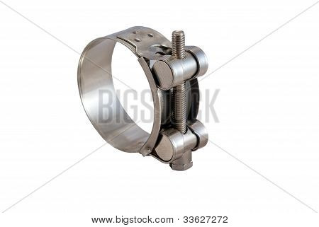 Clamp For Pipe