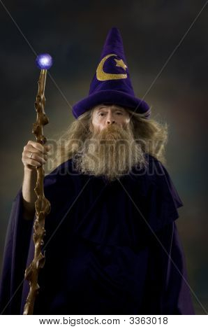 Wizard Front View