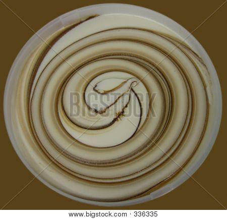 Swirly Wirley Cream