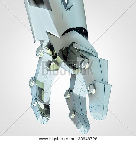 Robotic hand manipulation in future