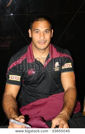 Justin Hodges -State of Origin