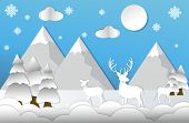 Winter, Winter Background, Winter Banner, Winter Abstract, Happy New Year, Winter Snow, Winter-sale, poster