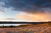 image of square mile  - Kielder national park has the largest man - JPG