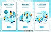 Vector Tips, Tricks Online Help, Interesting Fact poster