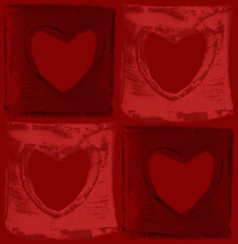 picture of valentine heart  - valentines heart - JPG