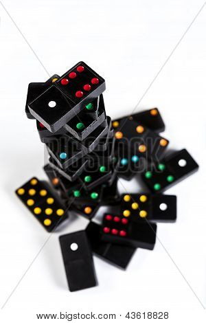 Domino Rise And Fall