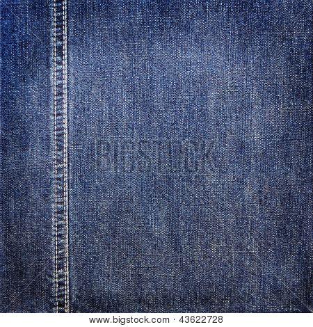 Background Denim Texture