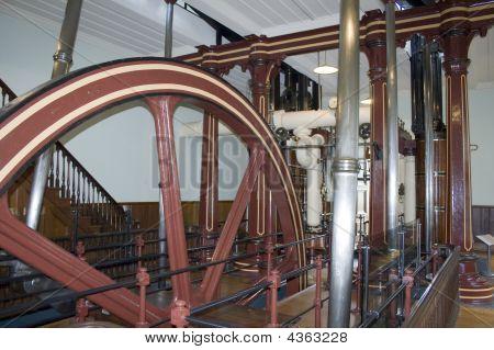Steam Beam Engine
