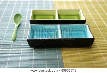 Pastel Table Setting