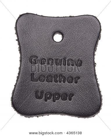 Genuine Leather Sample