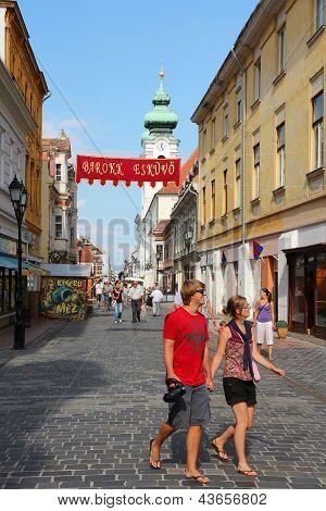 Hungary - Gyor