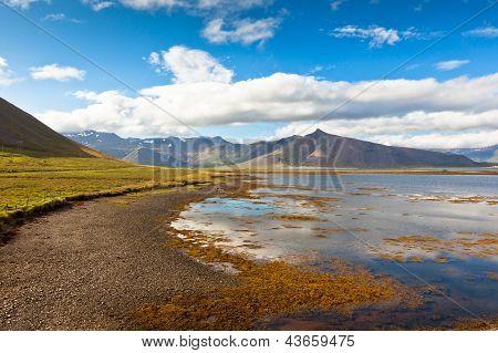 West Iceland Nature Landscape