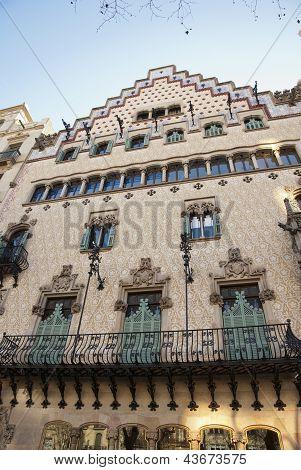 House, Barcelona