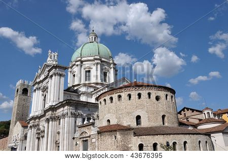 Cathedral Of Brescia, Italy