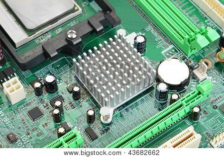 Placa de ordenador
