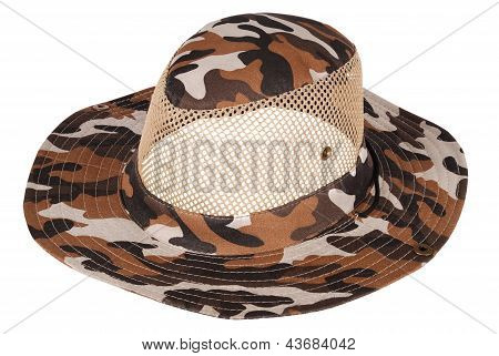 Fisherman's Hat (clipping Path)