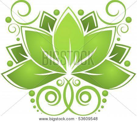 Green lotos