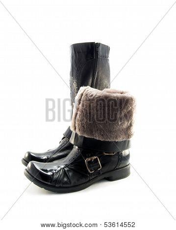 Womanish Winter Shoe