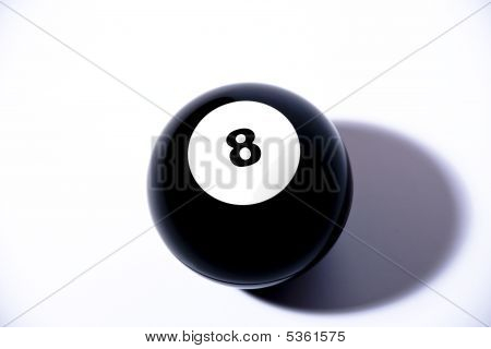8-ball  (eight Ball)
