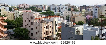 HYDERABAD INDIA - August 29 : Hyderabad is fifth largest contributor city to India's GDP with US$74 billion . On August 29,2012 Hyderabad, India.