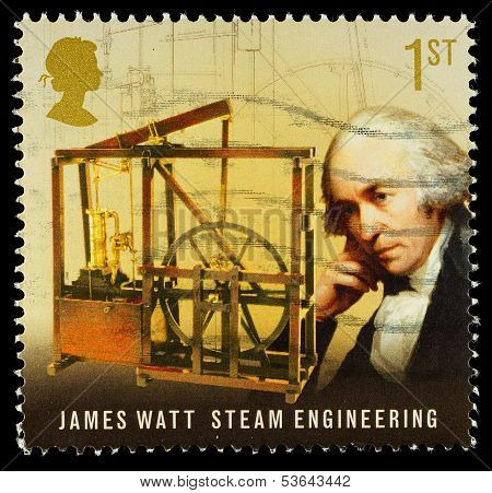 Britain Postage Stamp