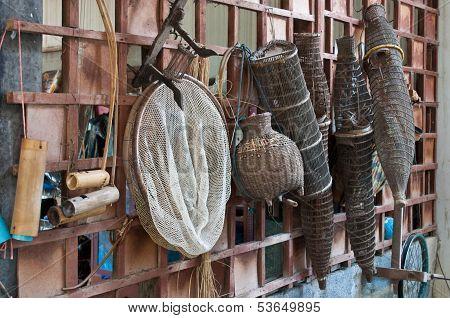 Thailand fishing equipment