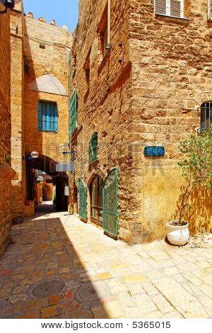 Old Yafo