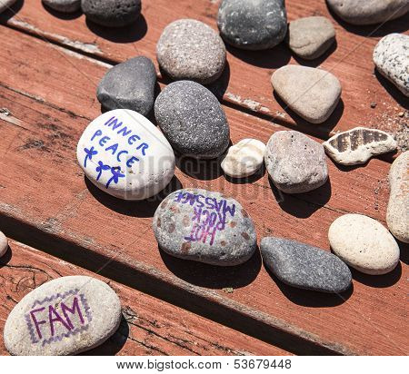 Inner Peace And Other Rocks
